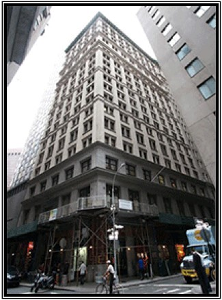 eight avenue building