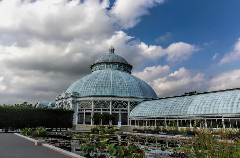 New York Botanical Garden Enid Haupt Conservatory Ganyc