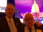 GANYC President Michael Dillinger and Government Relations Committee representative Lee Gelber