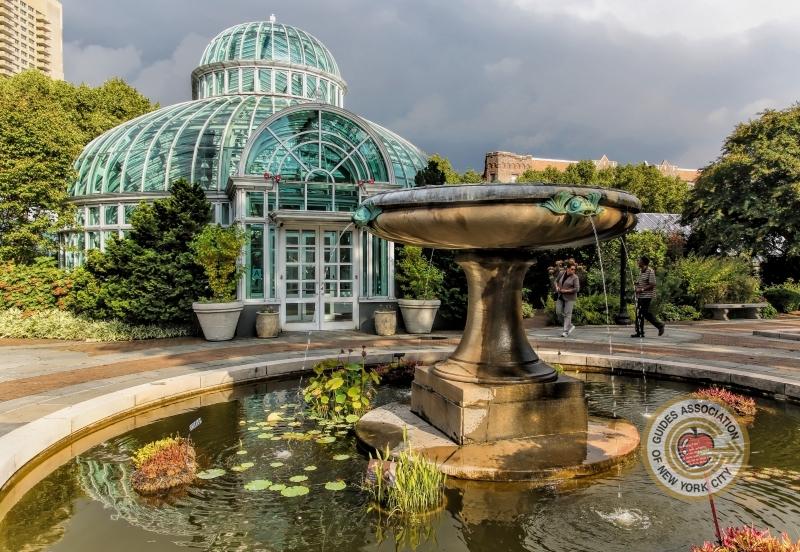 Steinhardt Conservatory Brooklyn Botanic Garden Ganyc